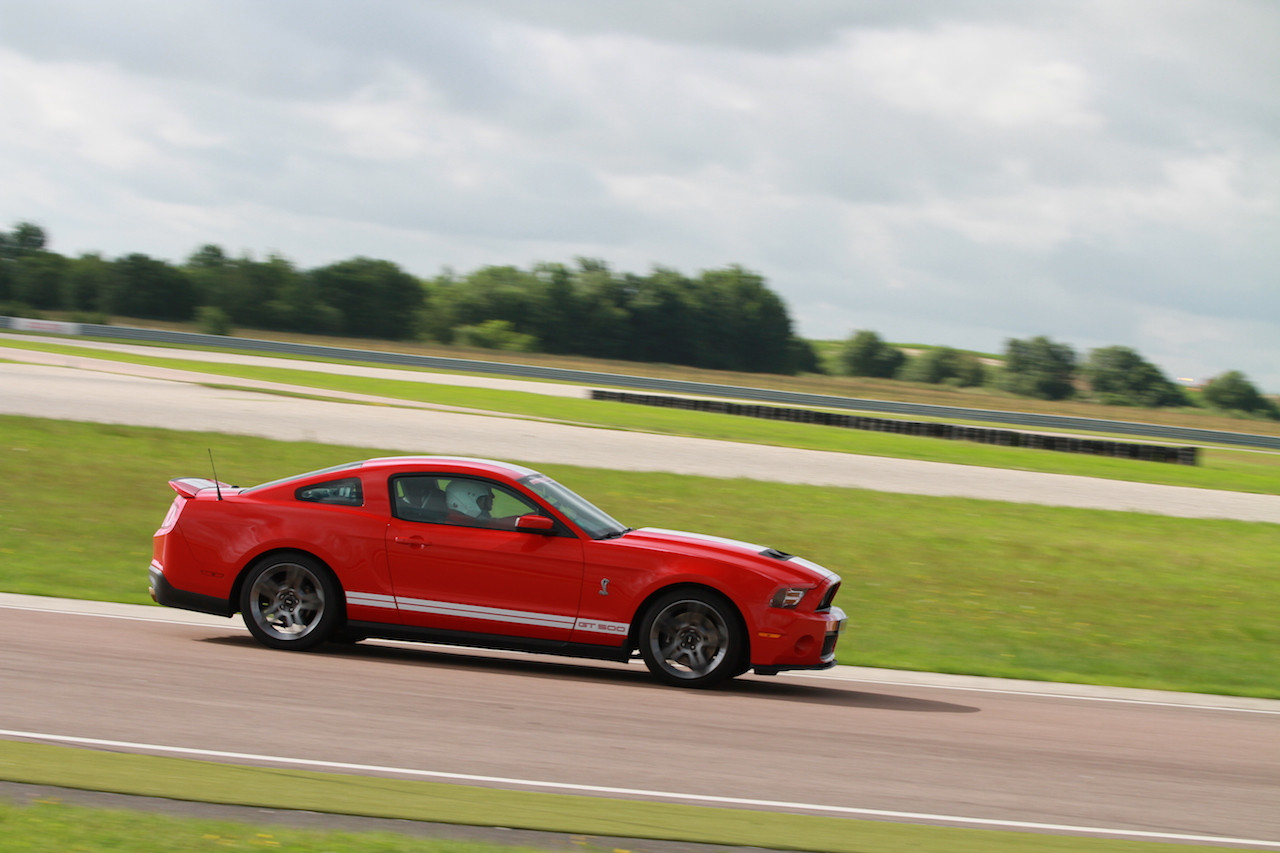 Stage pilotage Ford Mustang GT - Pau Arnos