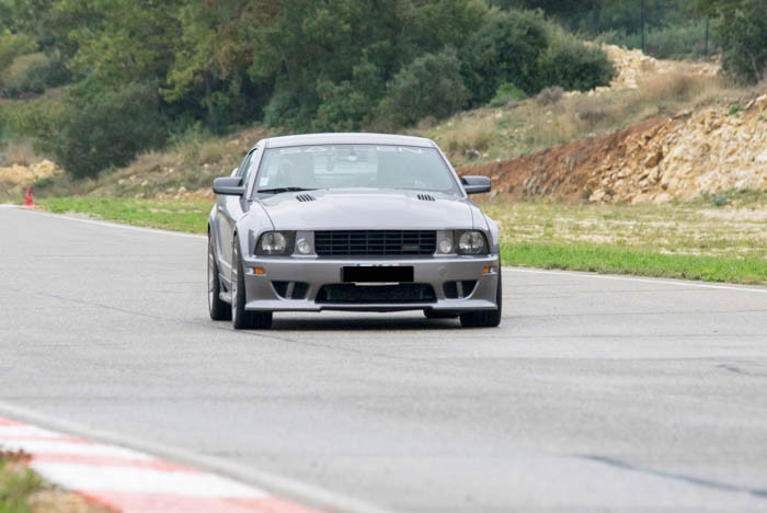 Stage pilotage sur route Ford Mustang Saleen- Fontenay