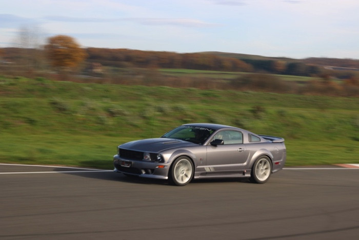 Stage pilotage sur route Ford Mustang Saleen- Issoire (63)