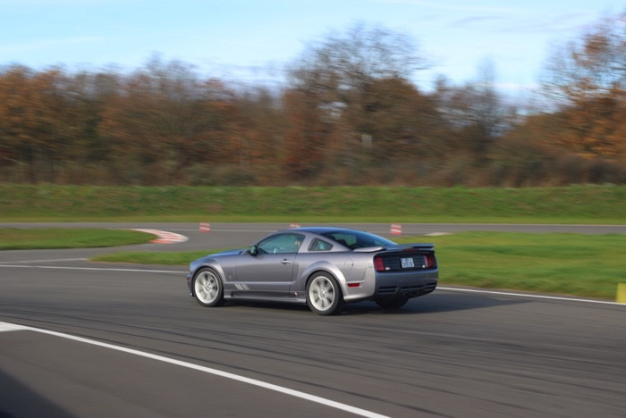 Stage pilotage sur route Ford Mustang Saleen- Lohéac (35)