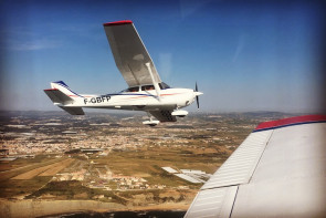 Initiation au pilotage avion en Duo - proche Paris