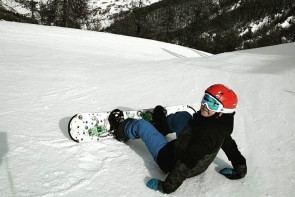 Cours collectifs en Snowboard - Vars (05)