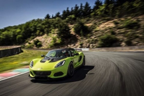 Stage pilotage Lotus Elise Cup – Charade
