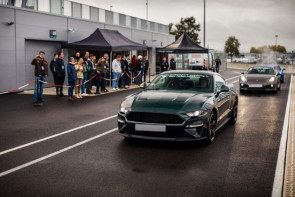 Stage Pilotage Ford Mustang Bullitt - Fontenay le Comte