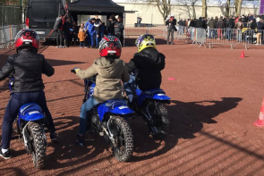 Stage Initiation Pilotage Moto Enfant - Circuit du Bourbonnais
