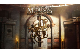 Escape Room Virtuel Center Paris - Beyond Medusa's Gate - Escape Game VR - Île-de-France - 2 à 1 joueurs