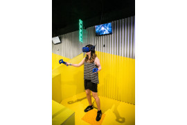 Escape Room Virtual Planet - Arcade VR 30mn - 2 casques - Île-de-France - 1 à 2 joueurs