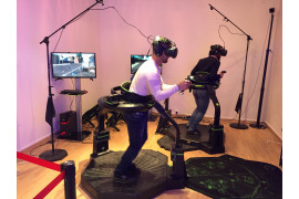 Virtual Reality Xperiences - Arcade VR 25mn - 2 casques - Occitanie - 1 à 2 joueurs