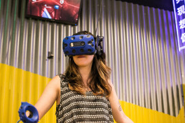 Escape Room Virtual Planet - Arcade VR 1h - 1 casque - Île-de-France - 1 à 1 joueurs