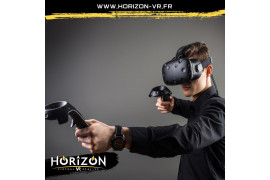 Escape Room Horizon VR - Arcade VR 20 mn - 2 casques - Île-de-France - 1 à 2 joueurs