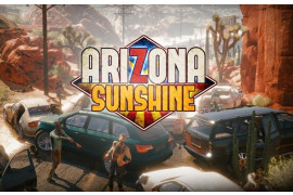 Escape Room Horizon VR - Arizona Sunshine 1h - Shooting VR - Île-de-France - 1 à 1 joueurs