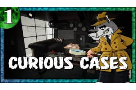 Escape Room Divrsion - Curious Case - Escape game VR - Poitou-Charentes - 1 à 1 joueurs