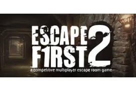 Escape Room Divrsion - escape first 2 - Escape Game VR - Poitou-Charentes - 1 à 2 joueurs