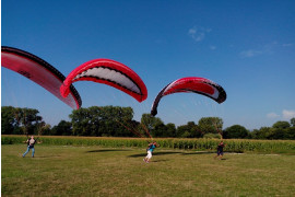 Initiation ULM paramoteur 1h10 (formation + vol) - Colmar