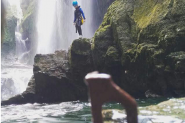 Canyoning Sportif - journée / 1pers.