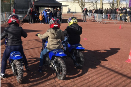 Stage Initiation Pilotage Moto Enfant - 2h30 - Circuit du Bourbonnais (03)