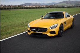 30 km sur route Mercedes AMG GTS - Mornay (23)