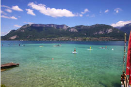 Session de Stand Up Paddle 3h - 2 pers