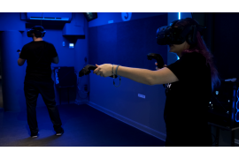 Escape Room Virtuel Center Paris - Arcade VR 15mn (2 casques) - Île-de-France - 2 à 2 joueurs